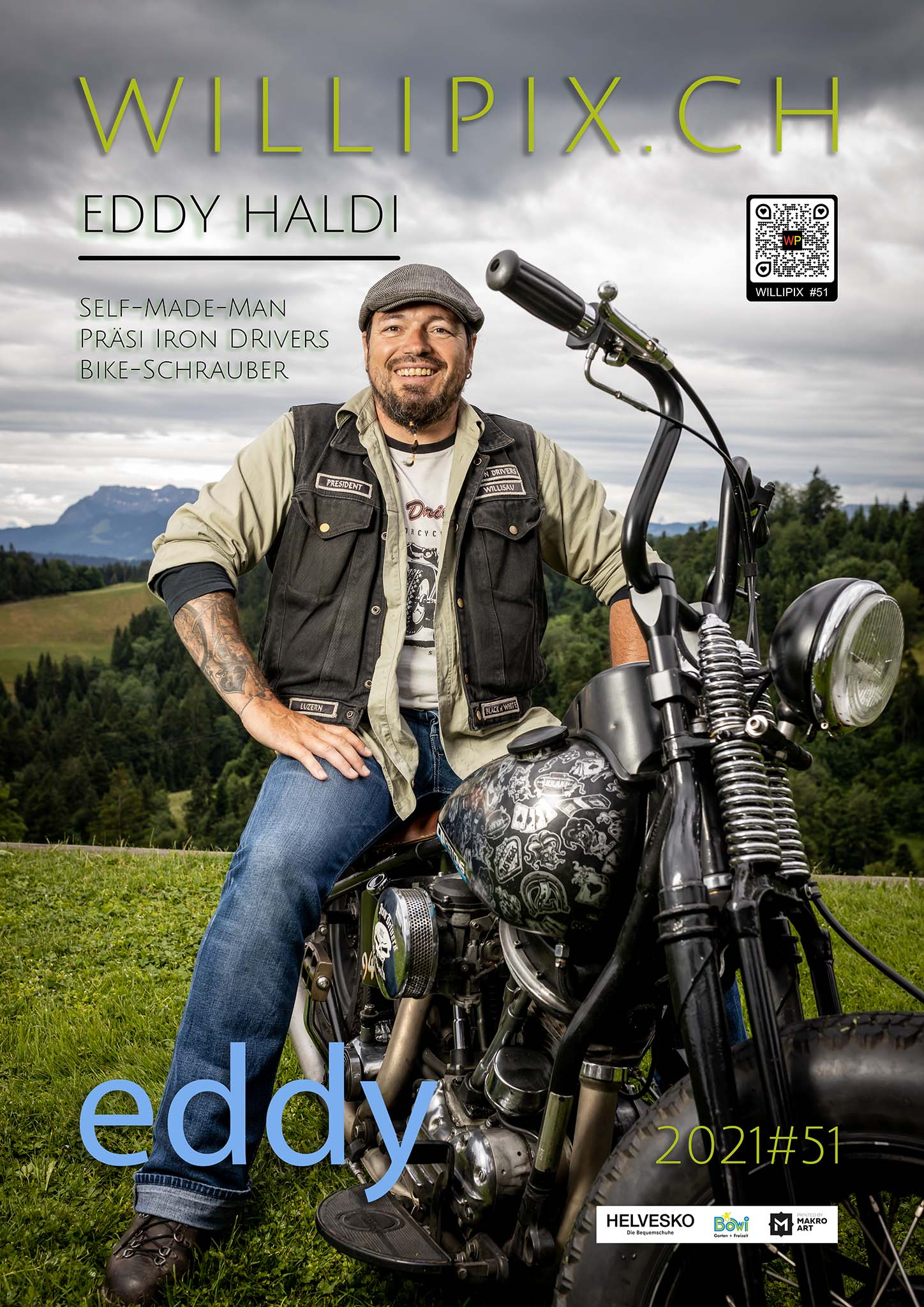 WILLIPIX-51: EDDY HALDI